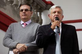 Ribuan demonstran turun ke jalan menuntut Presiden Meksiko mundur