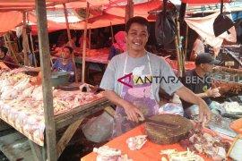 Harga ayam potong di Rejang Lebong capai Rp40.000
