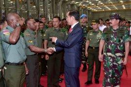 Presiden Jokowi ingatkan TNI-Polri jaga netralitas
