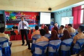 Bank Indonesia mengajar ke sekolah di Banjarmasin