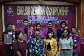ISI Denpasar siapkan kader debat Bahasa Inggris
