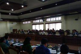 DPRD Bali rapat paripurna terkait Pansus Pengelolaan Barang Milik Daerah