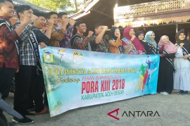 Aceh Besar libatkan duta wisata promosikan pekan olahraga