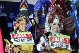 Irkan-Yurma duta wisata Aceh Tengah