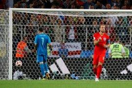 Harry Kane berpeluang raih sepatu emas di Piala Dunia