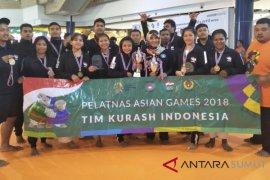 14 atlet kurash siap persembahkan medali untuk Indonesia