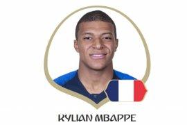 Sosok pemain muda Mbappe bintang dunia baru