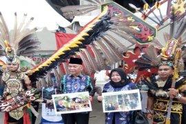 Save Meratus Ke Jakarta