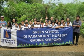 "Paramount Land Gelar Program ""Green Schools"""