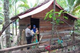 Polres Aceh Utara salurkan beras kepada dhuafa