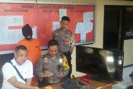 Polres Jembrana tangkap residivis pencurian