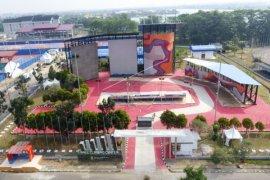 Arena panjat tebing Asian Games 2018