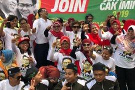 TKI di Hong Kong delakrasi dukung Jokowi-Muhaimin