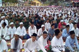 Ribuan jamaah zikir akbar di Aceh Timur