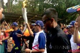 Walikota Jaksel apresiasi antusias warga sukseskan pawai obor Asian Games