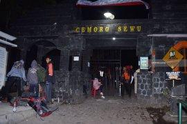 Jalur Pendakian Lawu Ditutup Akibat Kebakaran