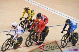 Pebalap Korsel pecahkan rekor sprint putra Asian Games