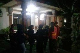 Peserta SMN Kaltim bermalam di Puri Ageng Blahbatuh