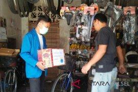 PMII Barabai galang dana untuk korban gempa di Lombok