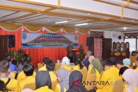 Pemkab HSS lepas mahasiswa KKN ULM Banjarmasin