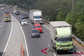 Jasa Marga  kembalikan kapasitas tol Jakarta-Cikampek H-10 Lebaran