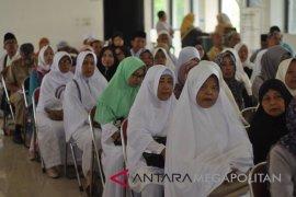 Jamaah calon haji Sukabumi berangkat 11 Agustus