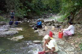 31.821 jiwa warga Sukabumi terdampak kekeringan