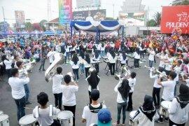 Pesta Rakyat Sukseskan Asian Games XVIII 2018 Di Lampung