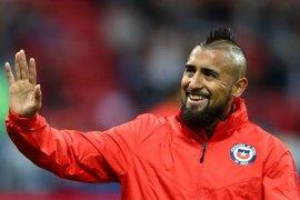 Barca capai kesepakatan dengan Bayern untuk Vidal