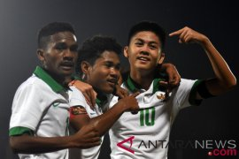 Indonesia tantang Thailand di final AFF U-16