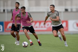 Daniele Rugani punya siasat ampuh hentikan Ronaldo di sesi latihan