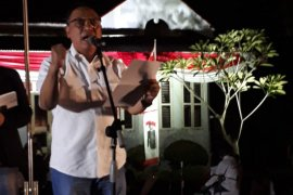 BUMN Hadir - Dirut BTN baca puisi di pengasingan Bung Karno