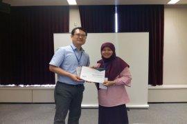 Dosen IKK IPB raih Distinguished Paper Award 2018 di Jepang