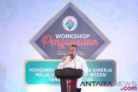 Kemendes PDTT kerja sama KPK cegah korupsi