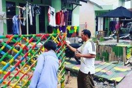 Kampung Hijau Tentara semarak sambut Kemerdekaan RI