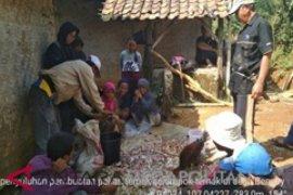 Mahasiswa STPP Bogor beri penyuluhan pakan alternatif