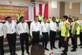 Wakapolda Maluku: penerimaan Caba Polri bebas pungli
