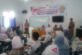 Korem 101/Antasari kumpulkan 1.343 koli bantuan bagi korban gempa di Lombok