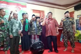 Bupati Sanggau ajak belajar dari Banser dan Ansor