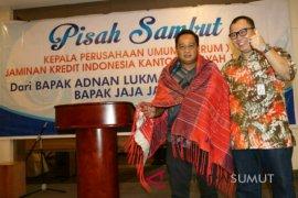 Jamkrindo Kanwil Medan optimistis capai target penjaminan