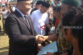 Mendes-PDTT puji pendamping dalam penyerapan dana desa