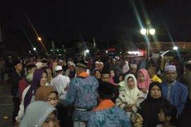 Kerabat dekat hantar keberangkatan JCH Batanghari