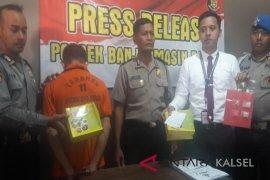 More drug dealers arrested in Banjarmasin