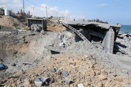 Menteri: agresi Israel ke Jalur Gaza hancurkan 30 rumah