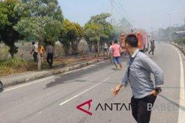 Polisi Bangka Barat imbau warga waspadai karhutla