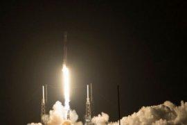 Satelit Merah Putih Telkom diluncurkan dari Florida