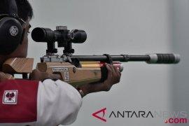 Indonesia akhirnya raih medali cabang menembak