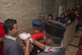 Masjid Raya Bandung akan bagikan daging kurban langsung tanpa kupon