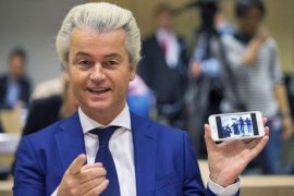 Geert Wilders akan gelar lomba kartun Nabi Muhammad