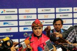 Puspa Arumsari raih emas silat pertama untuk Indonesia